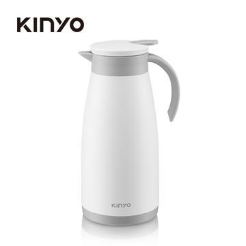 耐嘉KINYO 304不鏽鋼1500ml真空保溫壺(KIM42)