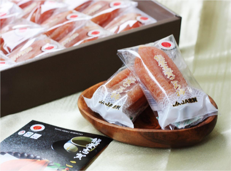 【頂級日本能登ころ柿餅】日本原裝禮盒規格2L