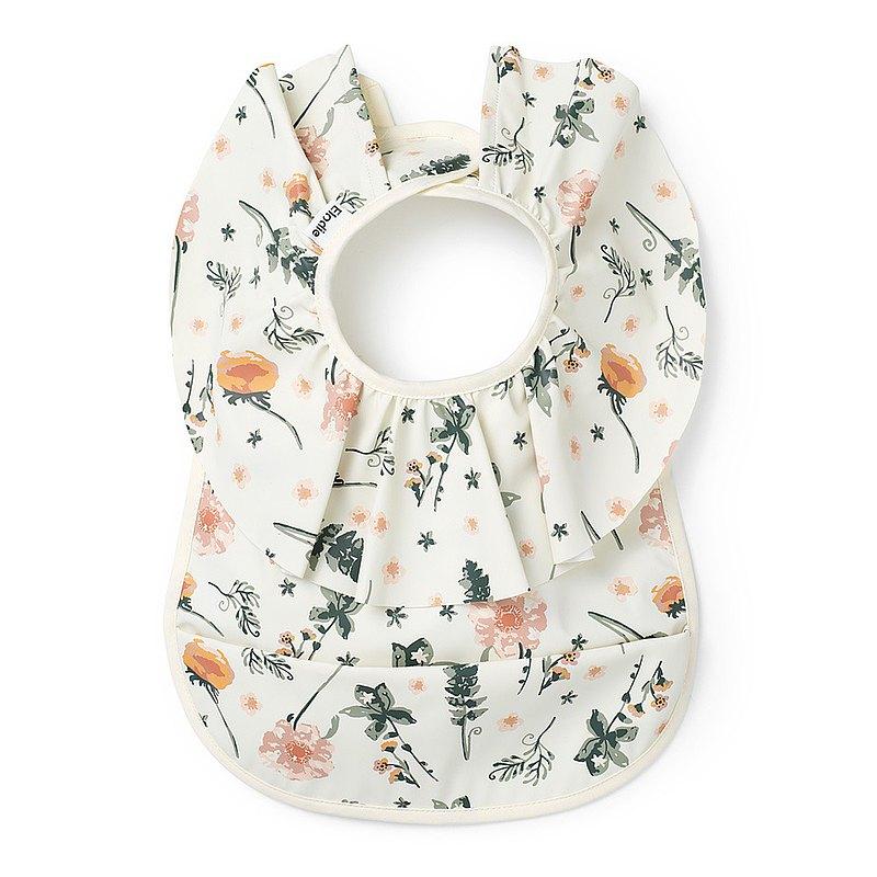 【瑞典ELODIE DETAILS】防水口袋圍兜 - Meadow Blossom 浪漫碎花