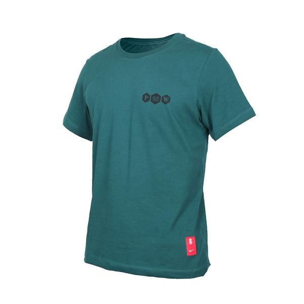 NIKE 男短袖T恤(Dri-FIT 慢跑 路跑 運動 Kyrie 厄文 反光 免運 ≡排汗專家≡