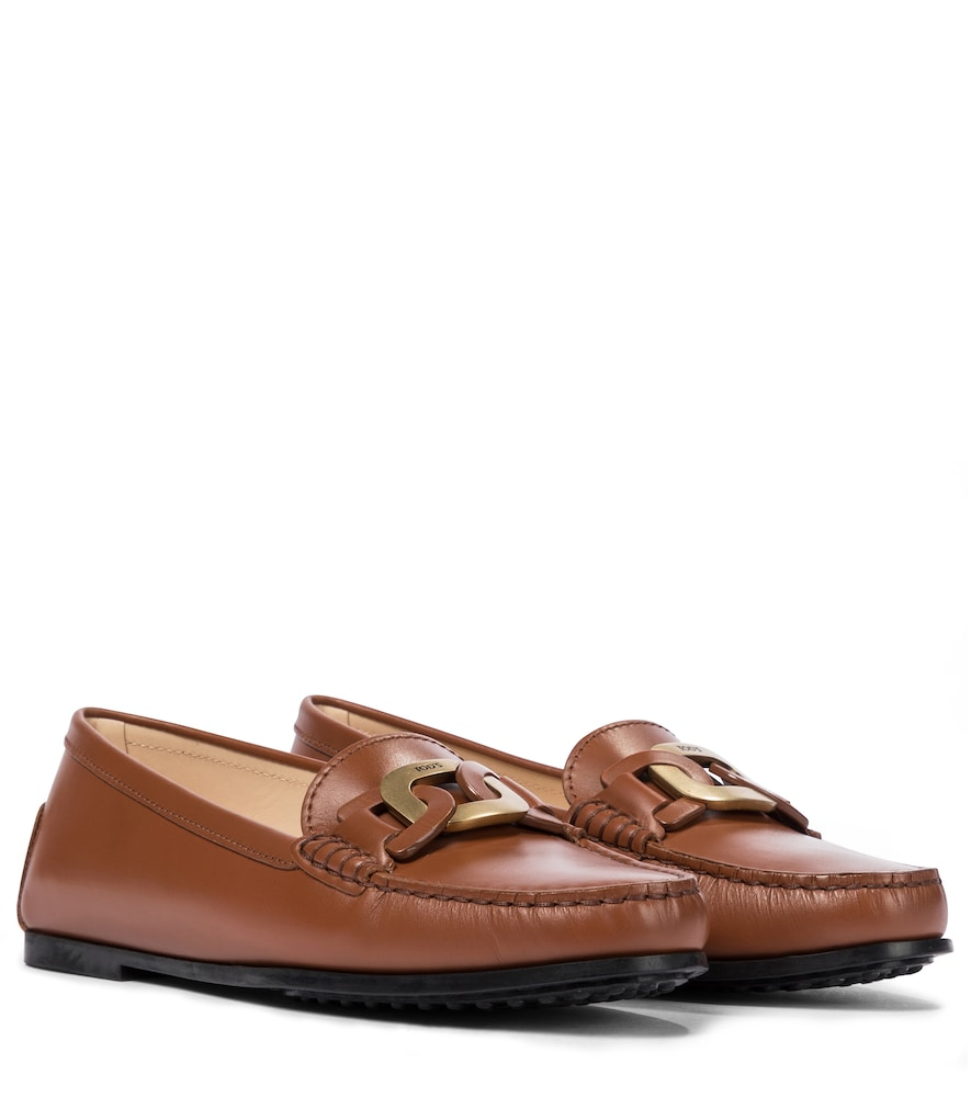 Kate Gommino leather loafers