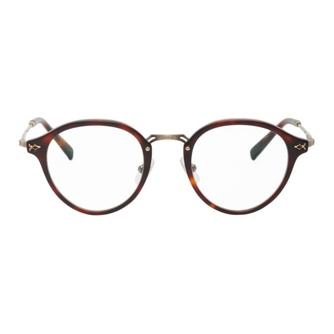 Matsuda 玳瑁色 M2029 眼镜