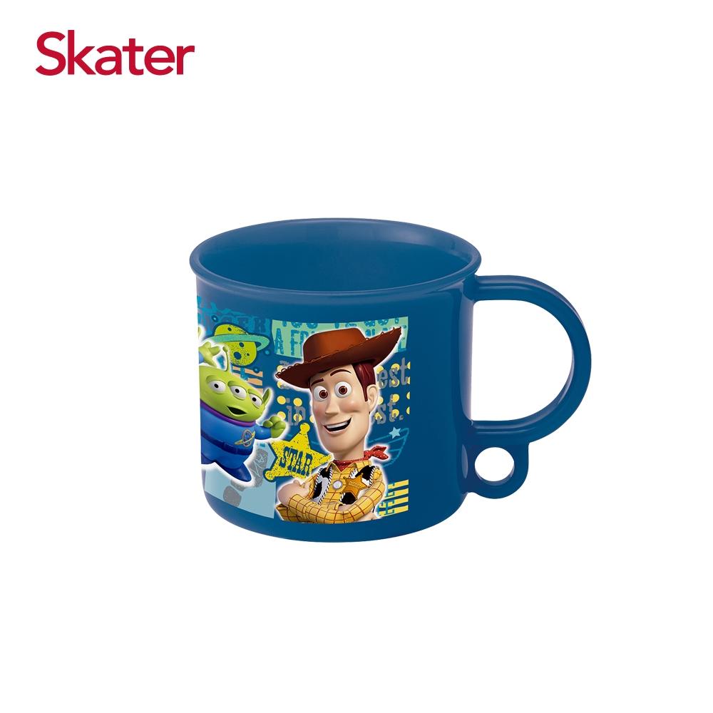 Skater 吊掛式漱口小水杯200ml(玩具總動員-藍) 米菲寶貝