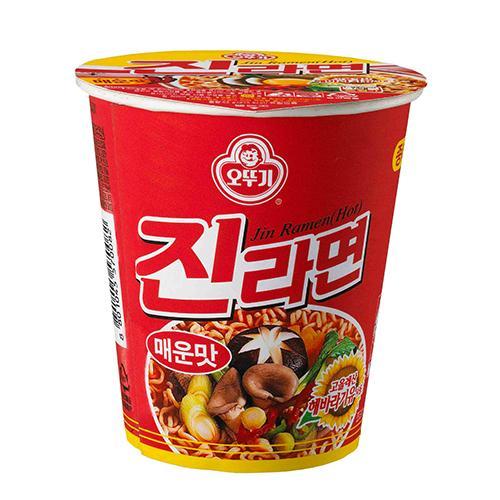 韓國不倒翁金拉麵辣味65G【愛買】