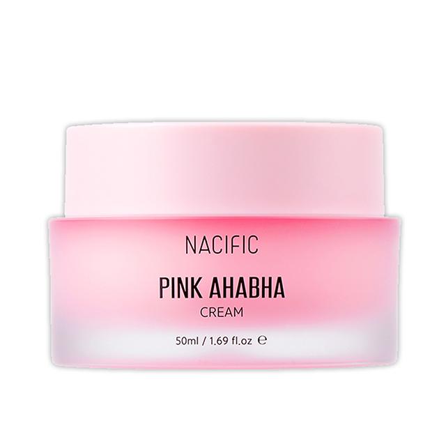 【韓國NACIFIC】金盞花-粉紅美顏果酸精華面霜50ml