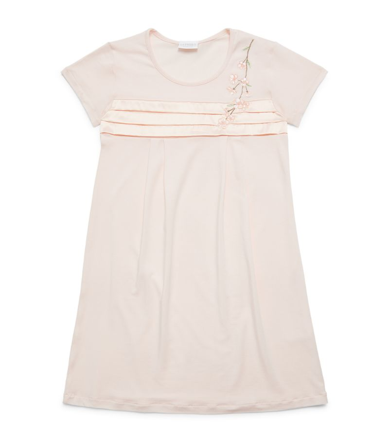 La Perla Kids Floral Embroidered Nightdress (6-14 Years)