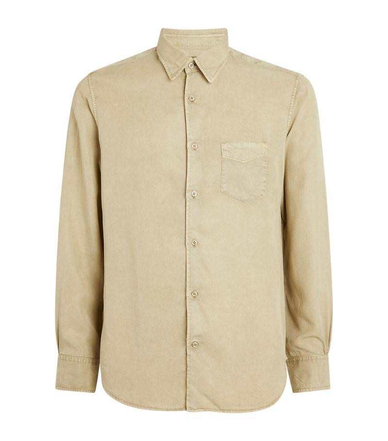 Officine Generale Slim-Fit Shirt