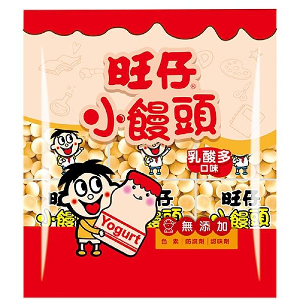 旺仔小饅頭-乳酸多口味320g【愛買】