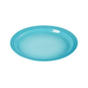 Le Creuset圓盤 27cm-加勒比海藍