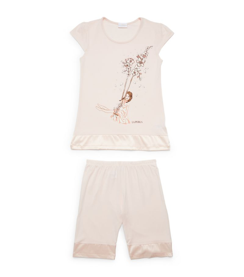 La Perla Kids Swing Pyjama Set (4-14 Years)