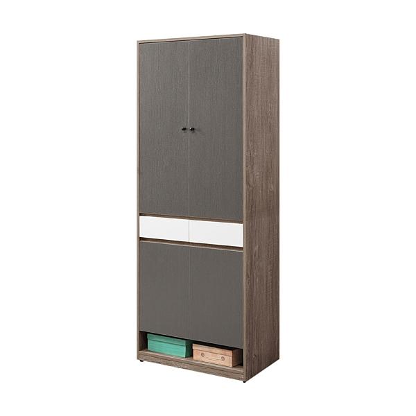 艾爾頓2.7尺高鞋櫃(21HY2/B352-02)/H&D東稻家居