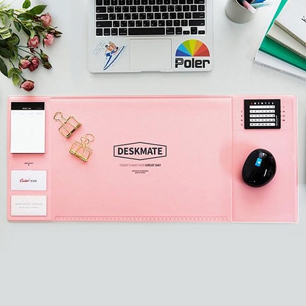 【台灣現貨】eonbest甜美多功能商務辦公家用防水大電腦桌墊鼠標墊igo