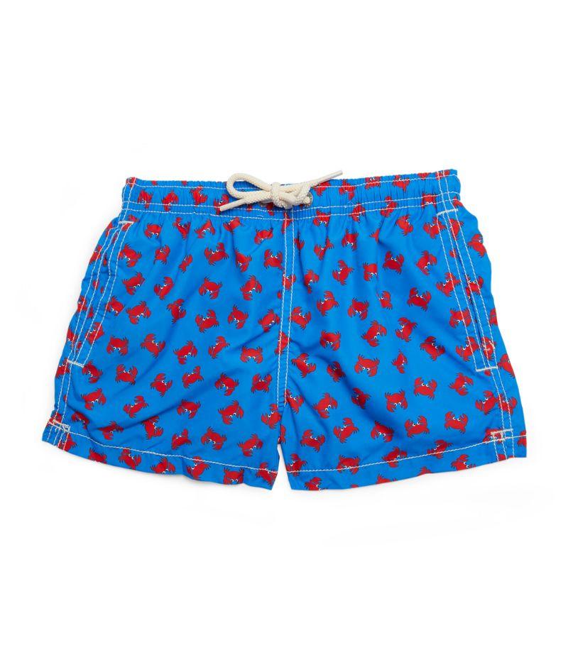 Mc2 Saint Barth Crab Print Swim Shorts (4-14 Years)