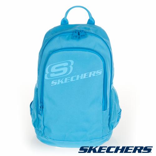 SKECHERS 小後背包_瑞典藍 - S78666