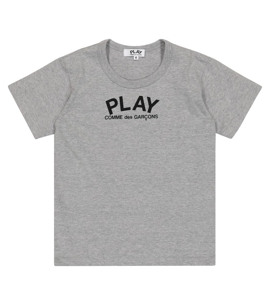 Play logo cotton T-shirt