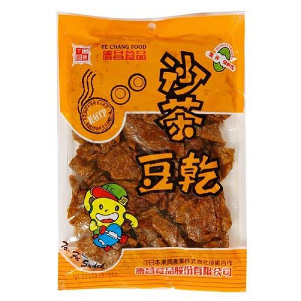 德昌沙茶豆乾350g【愛買】