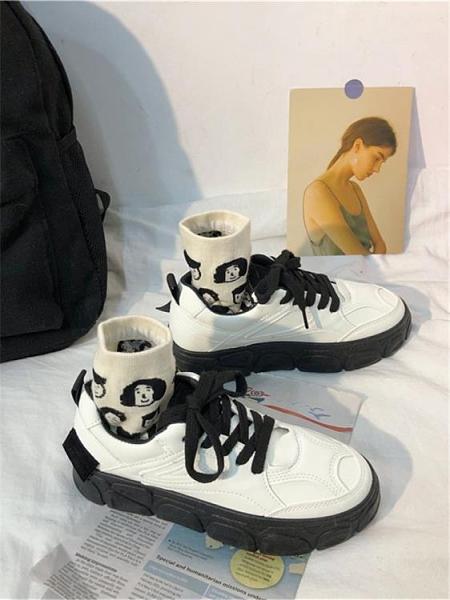百搭女鞋小白板鞋