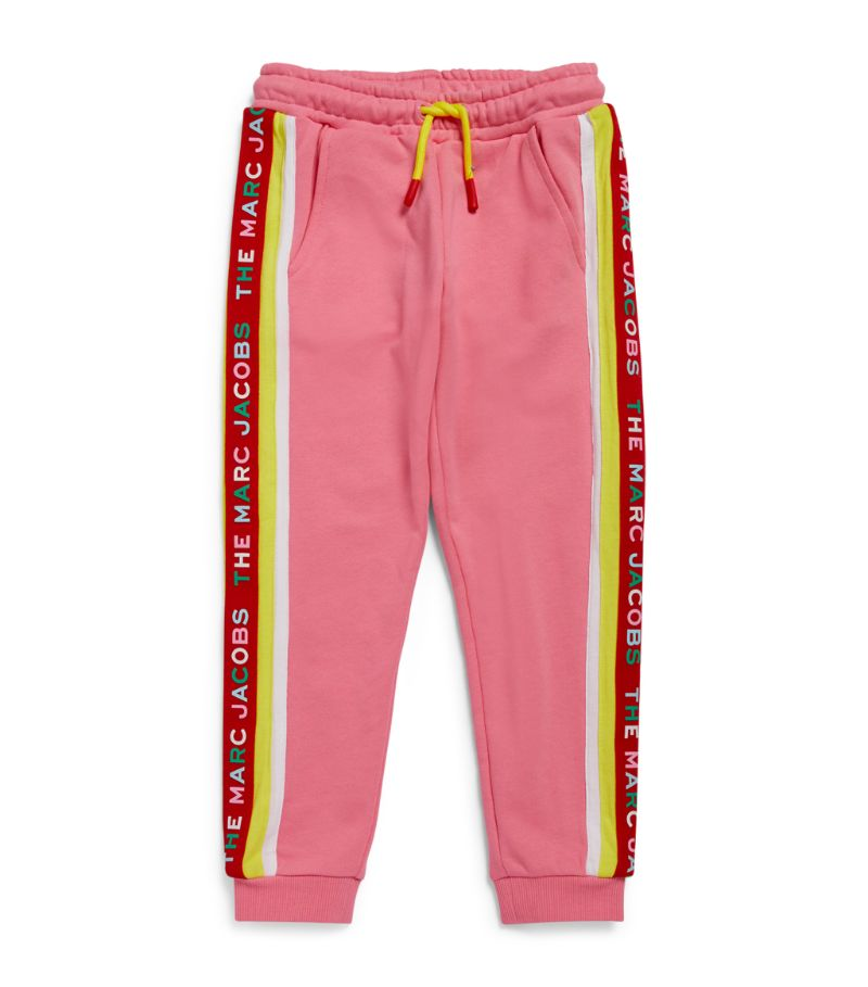 The Marc Jacobs Kids Logo Sweatpants (4-14 Years)