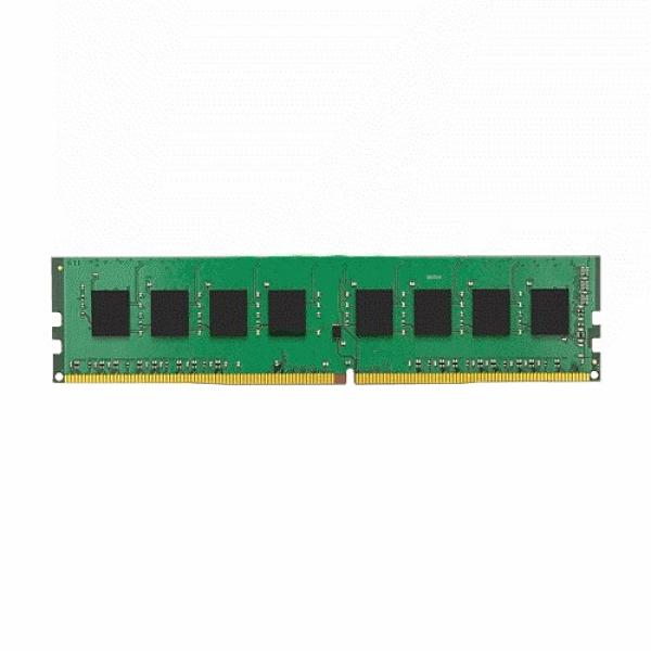 【綠蔭-免運】金士頓 DDR4 2666MHz 8GB (僅適用Intel第九代PCU以上) 桌上型記憶體(KVR26N19S6/8 )