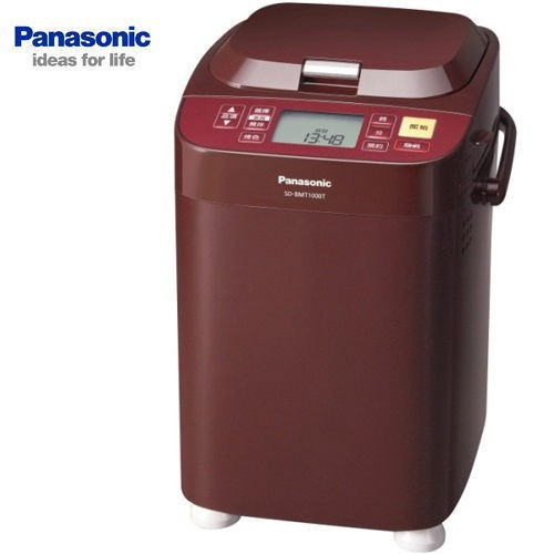 Panasonic 國際 SD-BMT1000T 1斤製麵包機 廠商直送