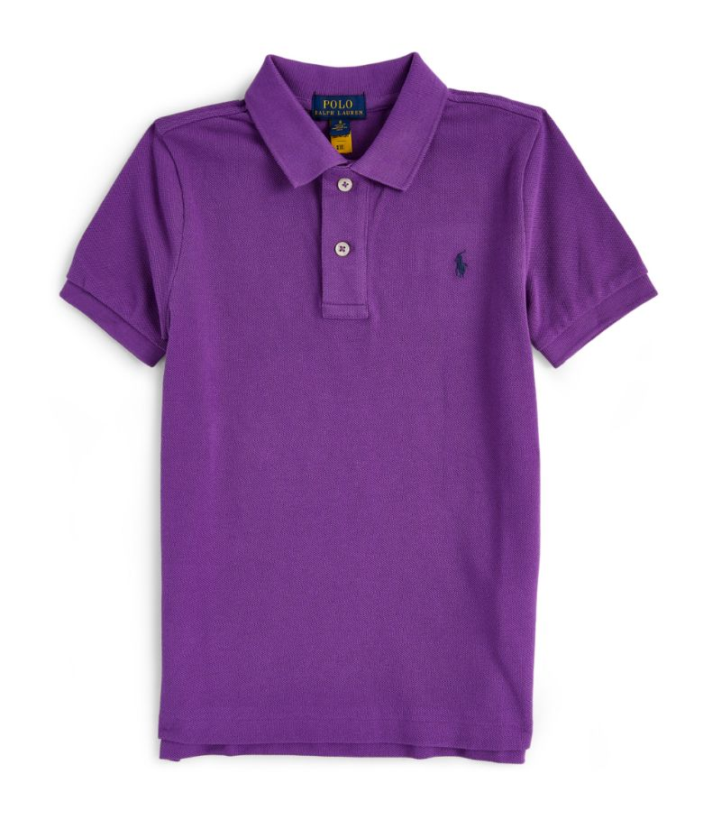 Ralph Lauren Kids Cotton Polo Shirt (5-7 Years)