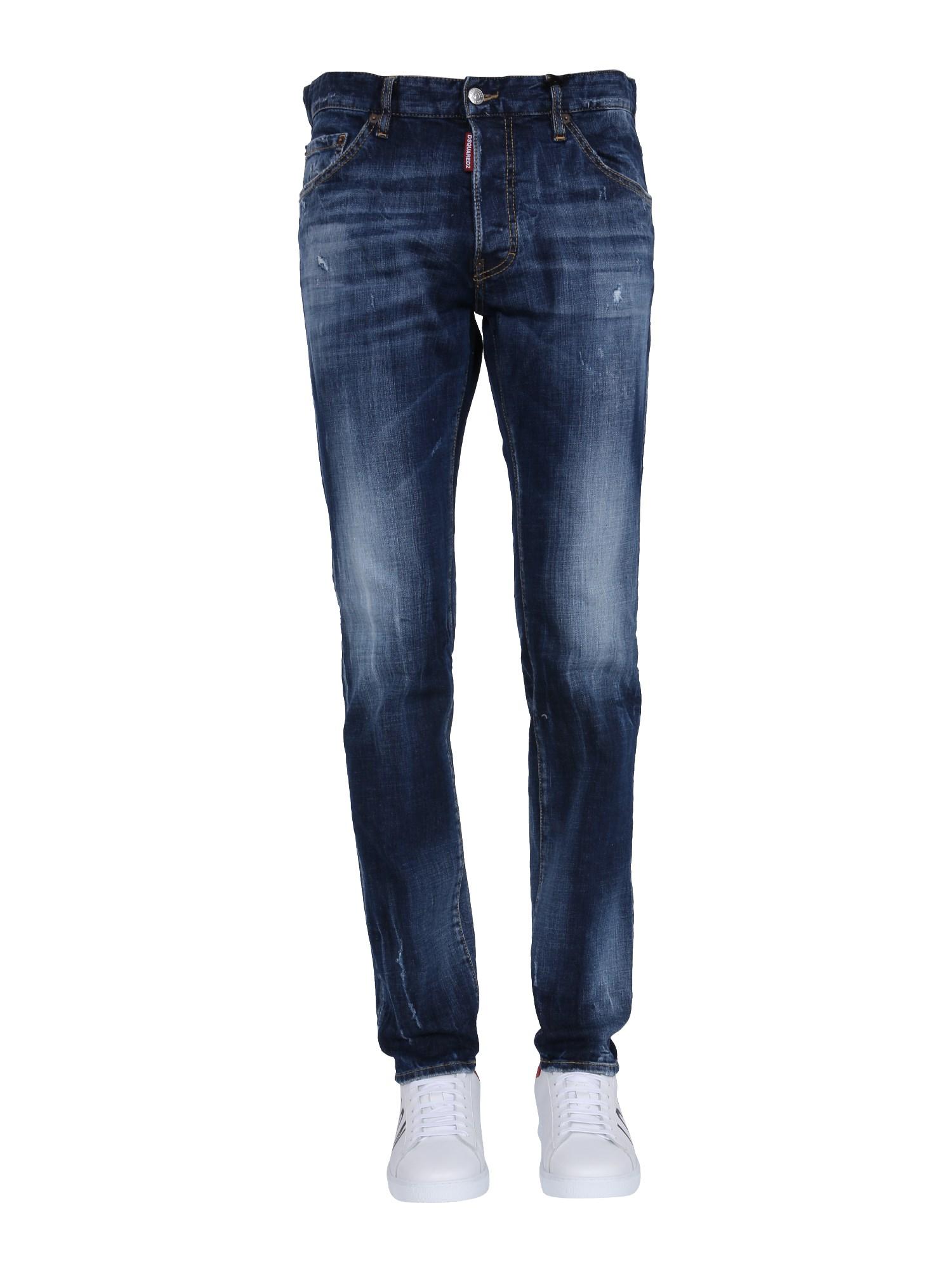 dsquared denim jeans