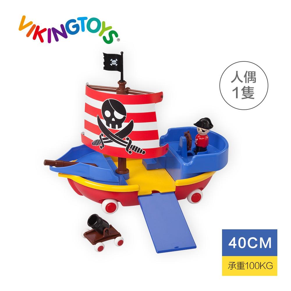 【瑞典 Viking toys】探險海盜船-30cm 81595