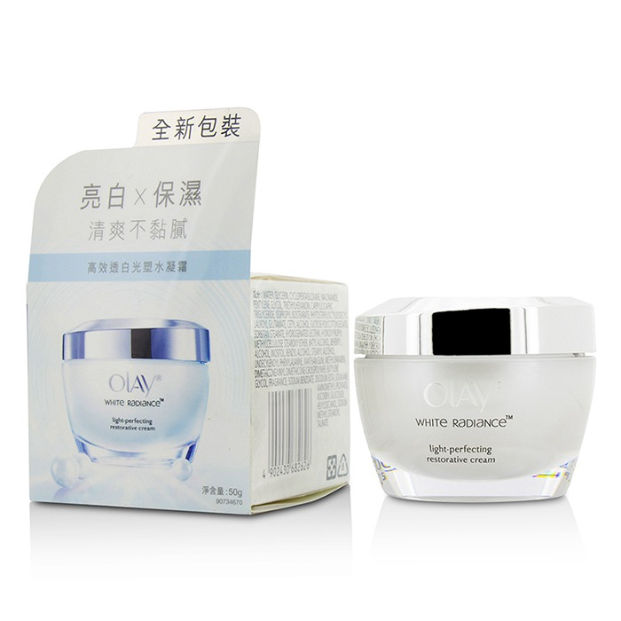 歐蕾 - 高效透白光塑水凝霜White Radiance Light-Perfecting Restorative Cr