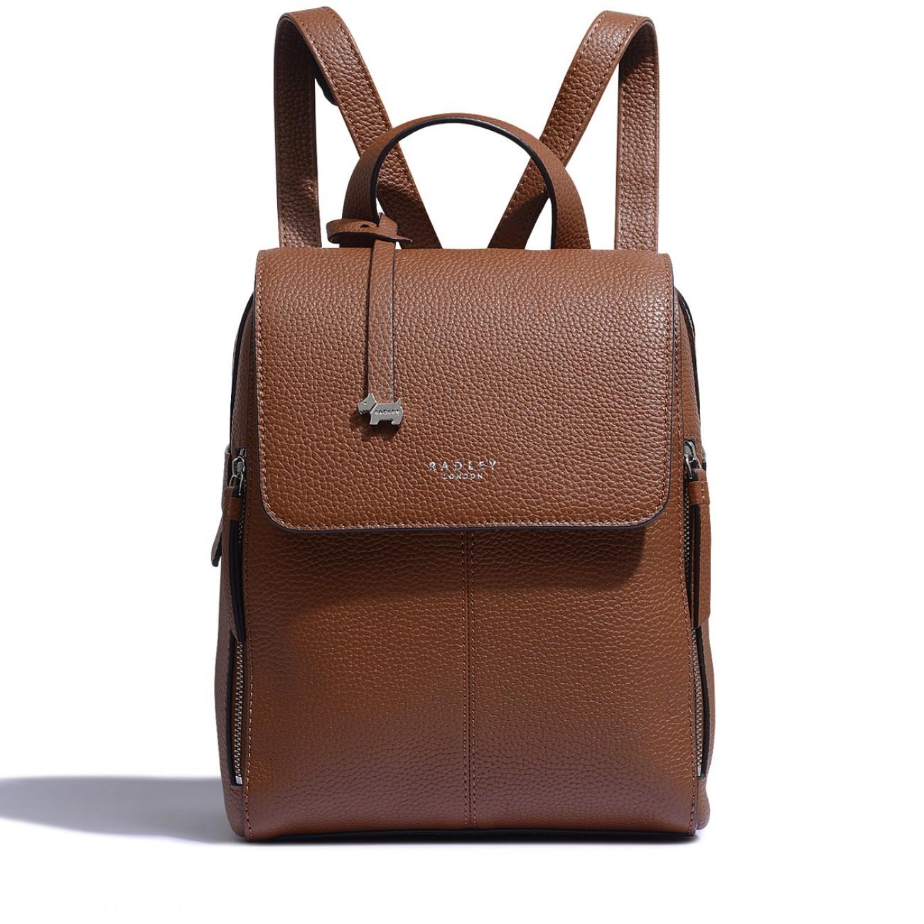 Lorne Close Medium Flapover Backpack