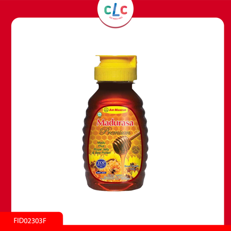 印尼 MADURASA Premium 蜂王漿和蜂花粉 350g