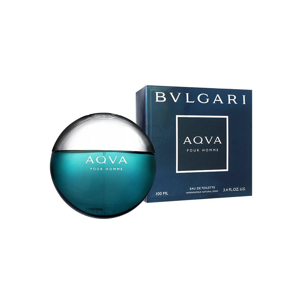 BVLGARI 寶格麗 AQVA水能量男性淡香水100ml