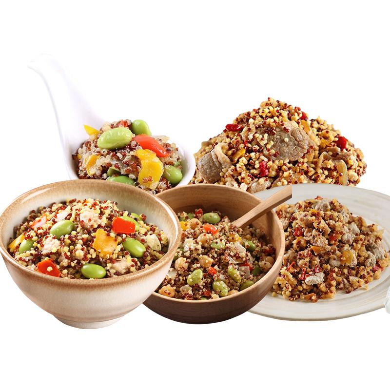 [享受輕食] 藜麥風味系列(200公克±4.5%/包) 綜合30包