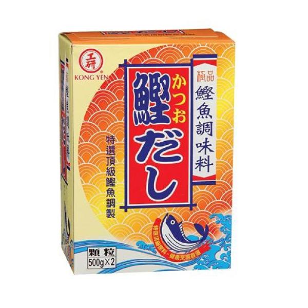 工研鰹魚風味調味料1kg【愛買】