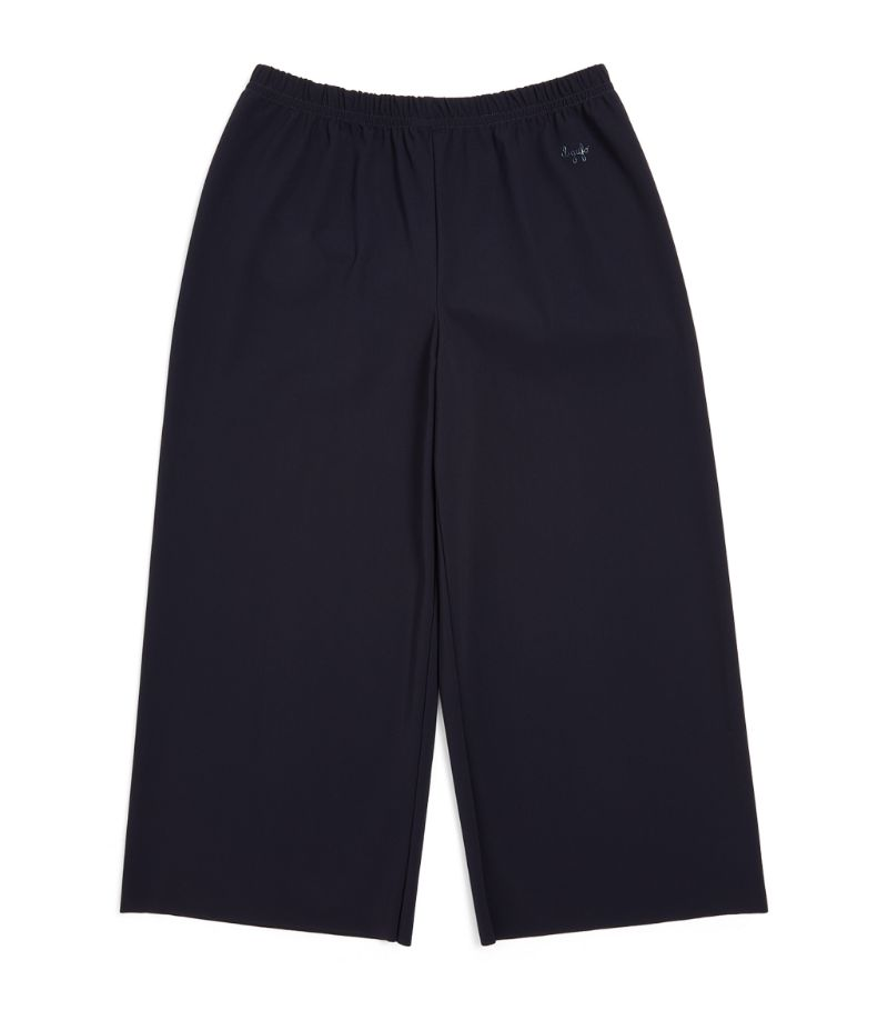 Il Gufo Stretch Wide-Leg Trousers (3-12 Years)