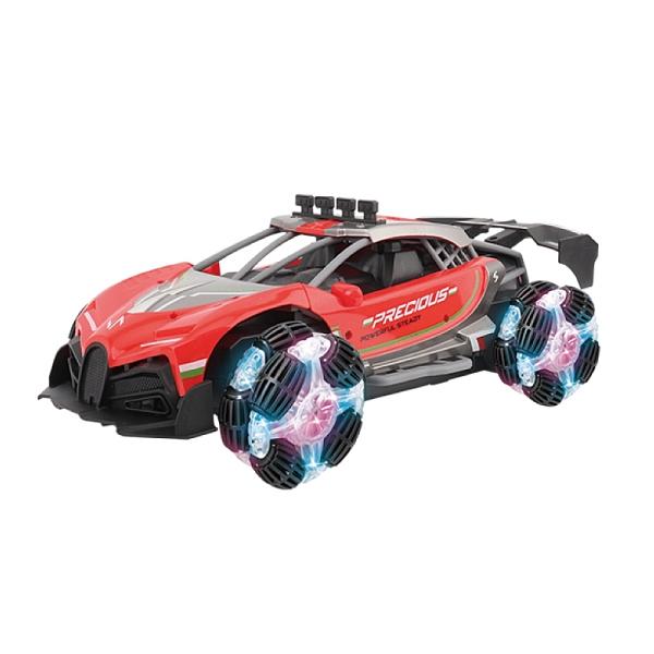 1:12 2.4 G四通漂移噴霧高速遙控車