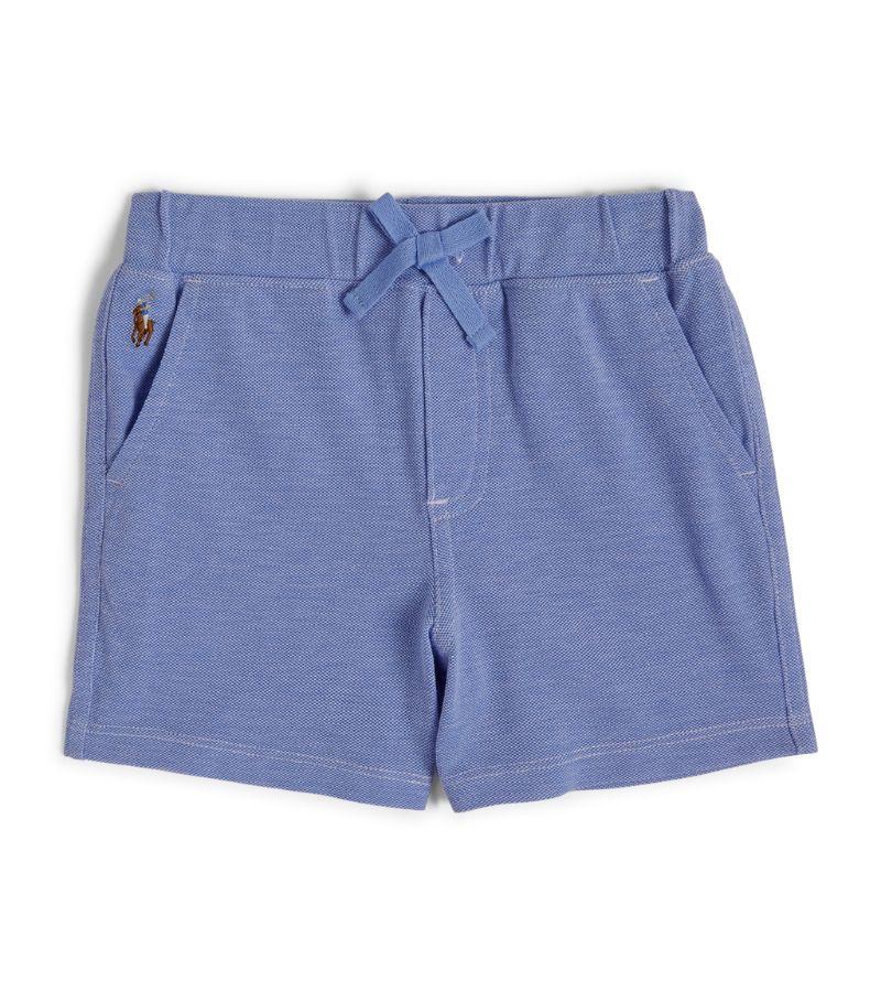 Ralph Lauren Kids Cotton Shorts (3-24 Months)
