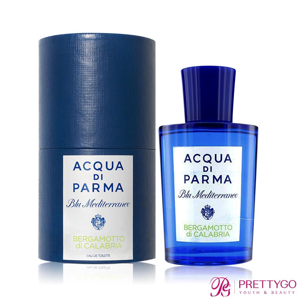 acqua di parma 帕爾瑪之水 藍色地中海-佛手柑淡香水 bergamotto di ca