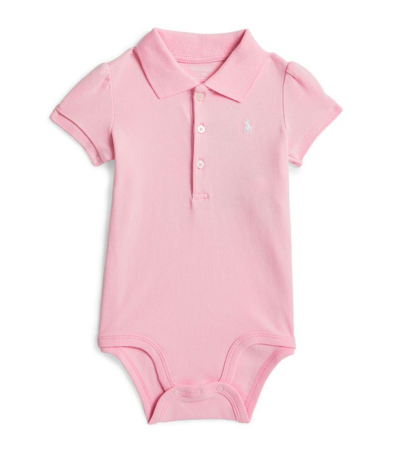 Ralph Lauren Kids Polo Pony Bodysuit (3-12 Months)