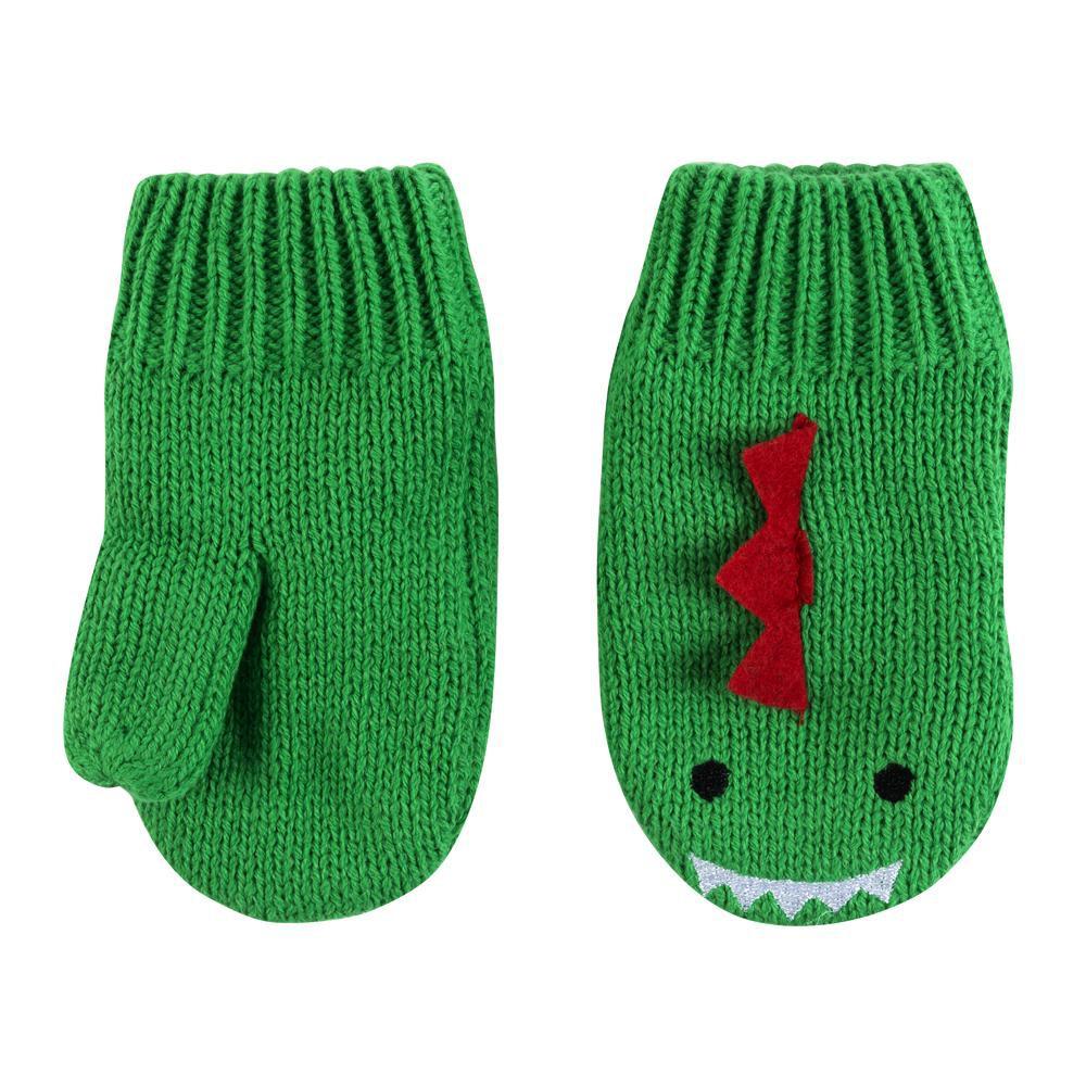 ZOOCCHiNi 雙層羊毛襯裡針織手套-3款任選