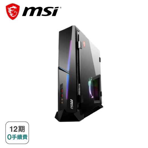 【MSI】TridentX 10TE-1435TW(i9-10900K/64G/2T SSD/RTX3080-10G/W10)