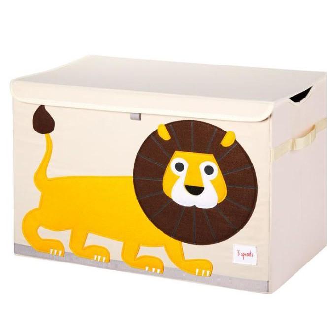 【免運】加拿大 3 Sprouts玩具收納箱-10款可選