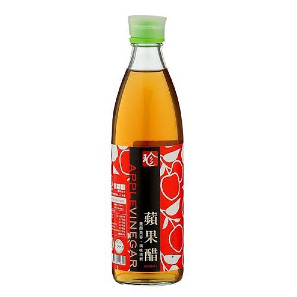 百家珍蘋果醋600ml【愛買】