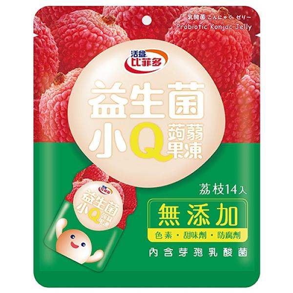 比菲多益生菌小Q果凍-荔枝280G【愛買】