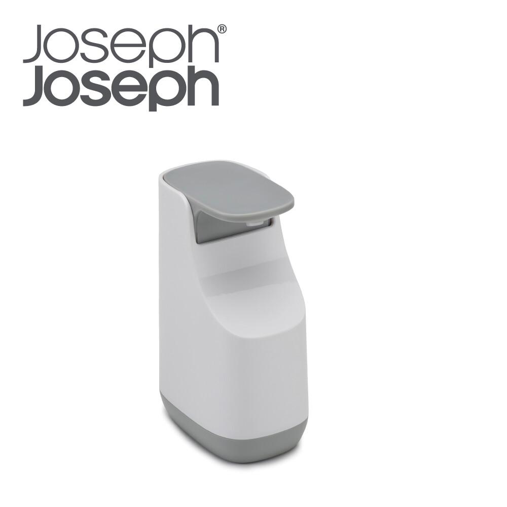 joseph joseph 衛浴系好輕便壓皂瓶(灰)
