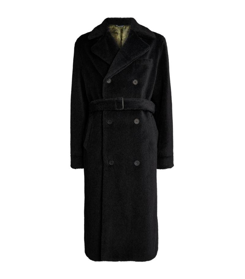 Richard James Alpaca Teddy Coat
