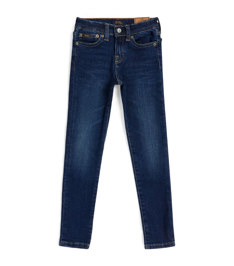 Ralph Lauren Kids Aubrie Skinny Jeans (5-7 Years)