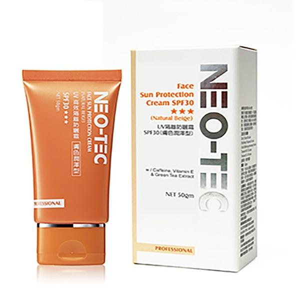 【NEOASIA妮傲絲翠】UV隔離防曬霜SPF30(膚色潤澤型) (50g)