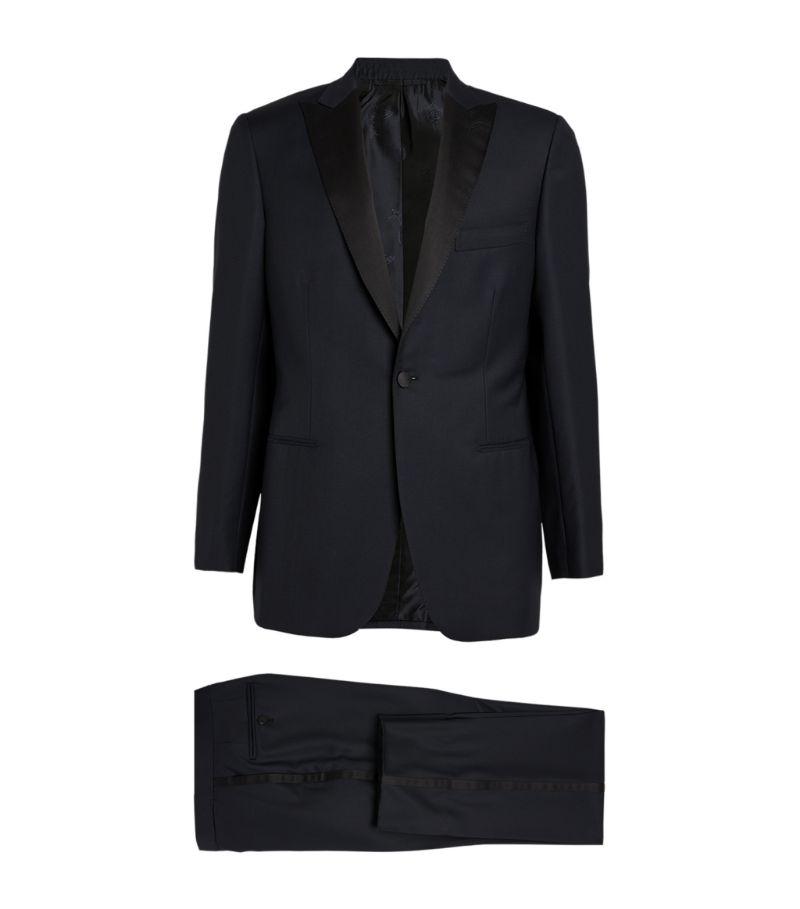 Brioni Wool Single-Breasted Jacket