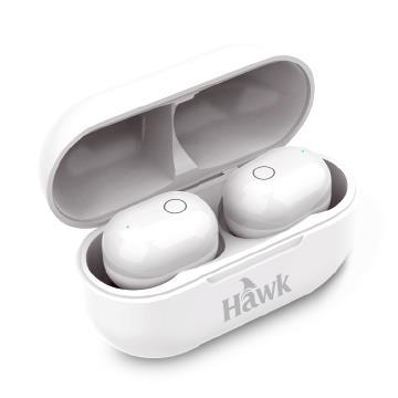 Hawk浩客 W768真無線耳機-白(03-ATW768WH)