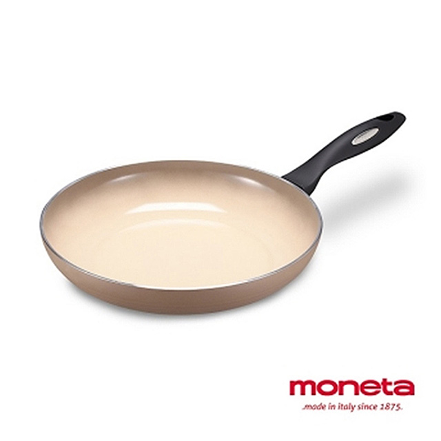 免運 義大利MONETA 范格斯系列平底鍋28cm (2300ml)